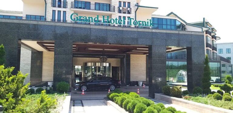 Hotel Tornik
